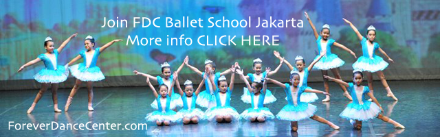 tempat kursus ballet