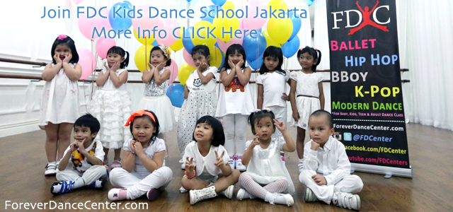 Modern Dance Anak Indonesia