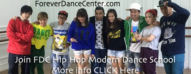 Sanggar Hip Hop Dance