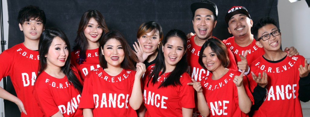 forever dance indonesia