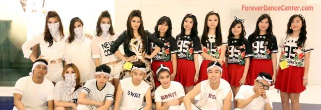 k-pop dance