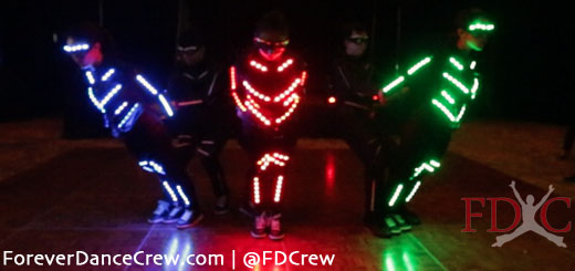 led dance indonesia
