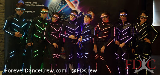 tron dance indonesia